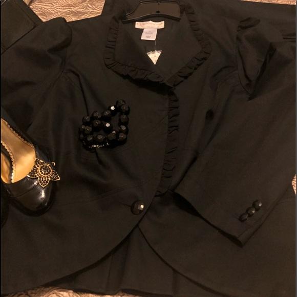 Qristyl Frazier Designs Jackets & Blazers - Limited Edition Qristyl Frazier Designs Suit